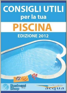 Manuale Piscina -     IDRO-PLANET srl
